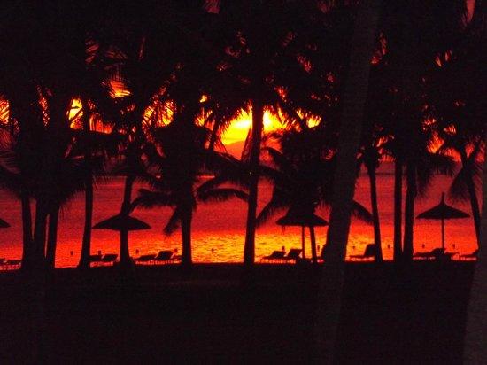 Sugar Beach Golf & Spa Resort : vue de la chambre 531