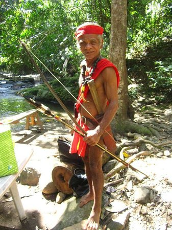 Pamulaklakin Forest Trail: The Aeta Chief