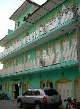 Hotel Santana: Hotel Sanana - Perfect for a siesta!