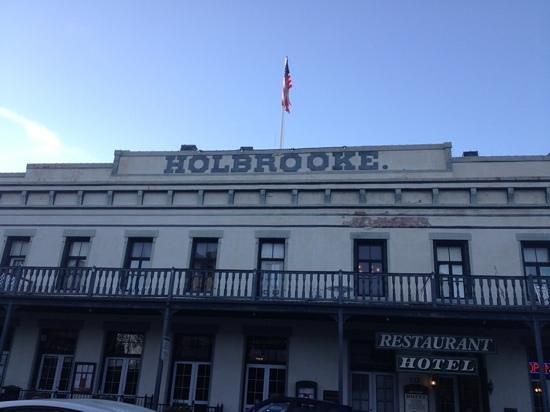 Holbrooke Hotel: exterior 4-2013