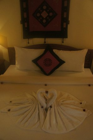 Thien Thanh Boutique Hotel: The 4th floor room