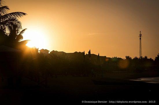 Lax: The sunset