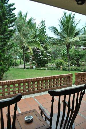 Palm Garden Beach Resort & Spa: View