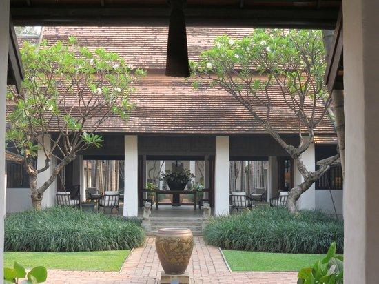 de Rachamanka: Hotel grounds
