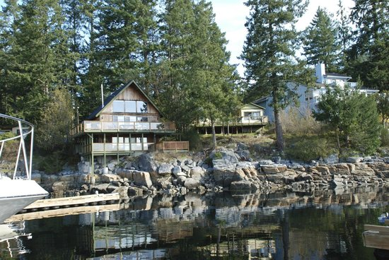 Pender Harbour Resort & Marina: Chalet and cabin 5