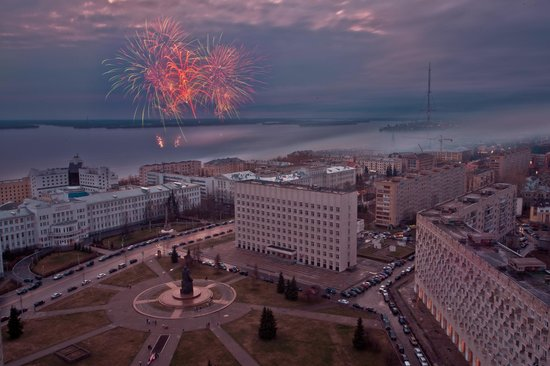 Arkhangelsk Oblast, Russland: г. Архангельск. Фото: Н. Гернет.