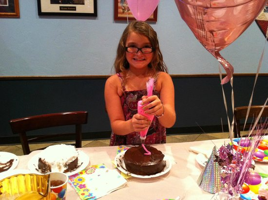 Harry Bear's All Amer Grill: Happy Birthday Layla!