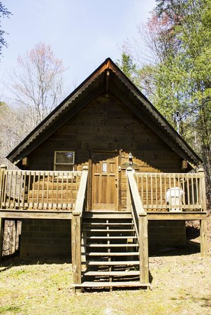 Creekwalk Inn: Cabin