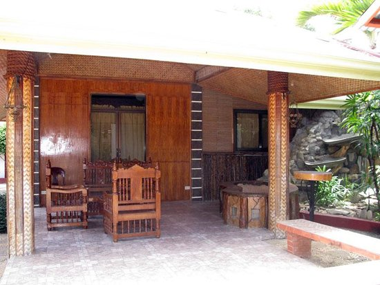 Balay Inato Pension: The Music Room...