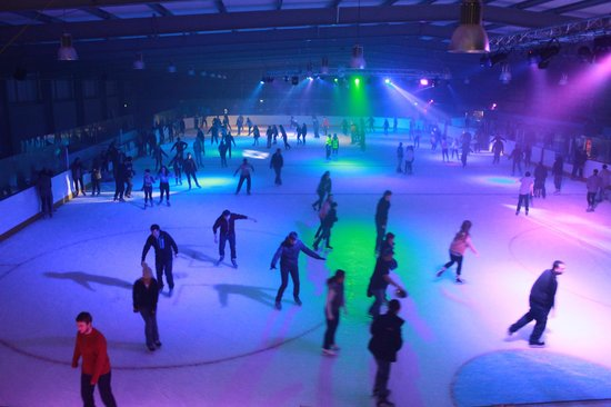 Planet Ice Widnes