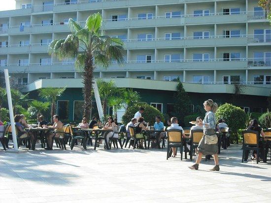 Club Marmara Kimeros Hotel: extérieur