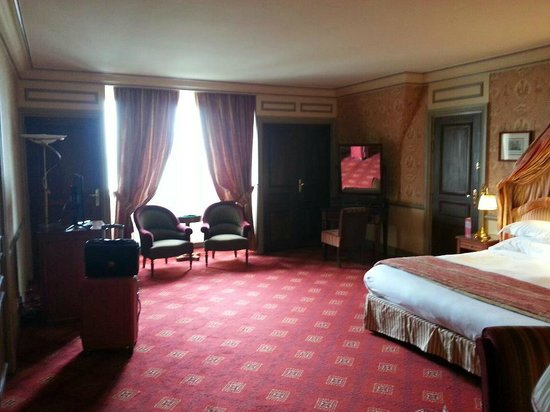 Hotel Barriere Le Royal Deauville: sejour suite