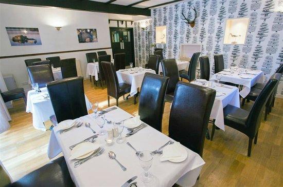 Masonic Arms: Restaurant