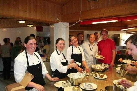 Vesterland Feriepark: Happy Chefs cook better