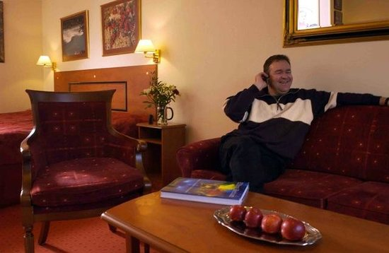 Vesterland Feriepark: Hotel room