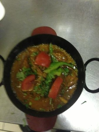 Dhonia Indian Cuisine: Tantalising Taba Gosht