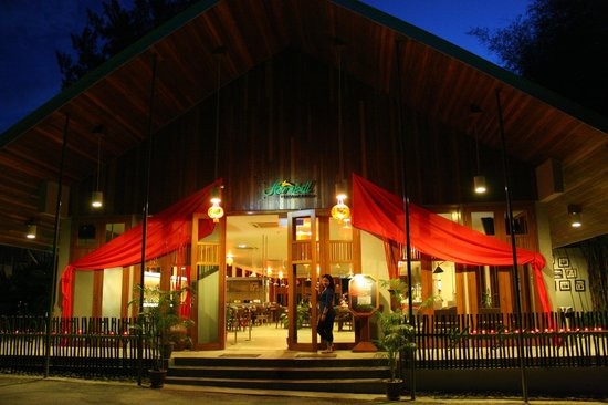 Belum Rainforest Resort: Hornbill Restaurant
