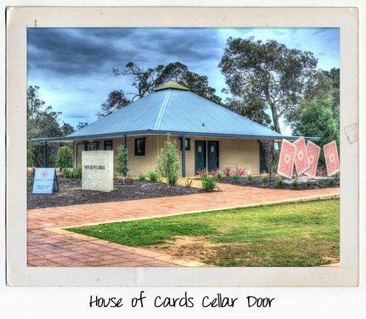 House of Cards Wines: Cellar door