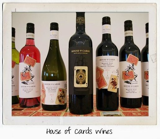 House of Cards Wines: Our wines