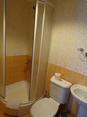Hatay Hotel: Ванная комната