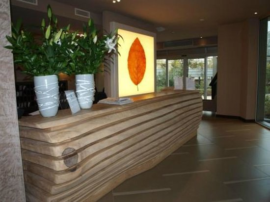 Aqualux Hotel Spa & Suite Bardolino: Rezeption