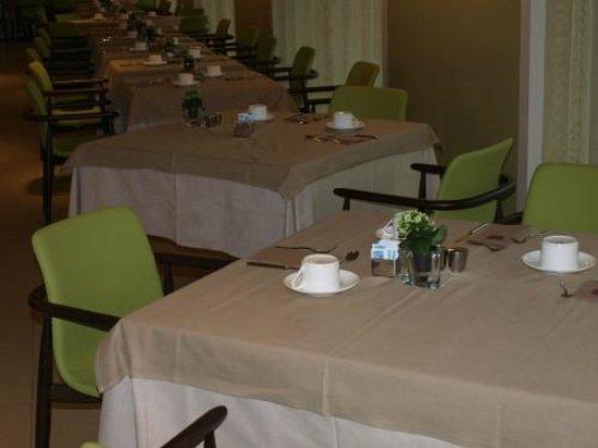 Aqualux Hotel Spa & Suite Bardolino: Frühstücksraum