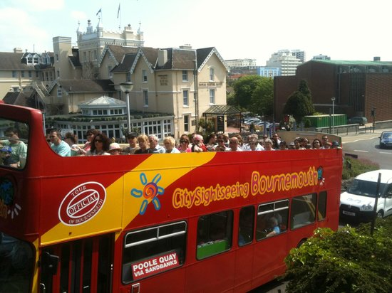 City Sightseeing Bournemouth