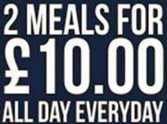 The Droppingwell: 2 for £10 Meals All Day Everyday