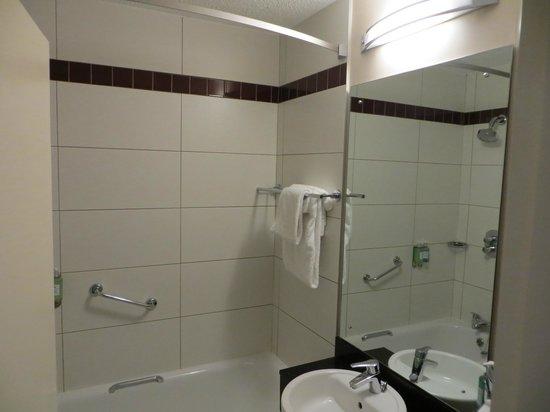 Hilton Garden Inn Dublin Custom House: Bathroom