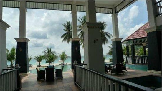 Sari Pacifica Hotel, Resort & Spa - Redang Island: lobby
