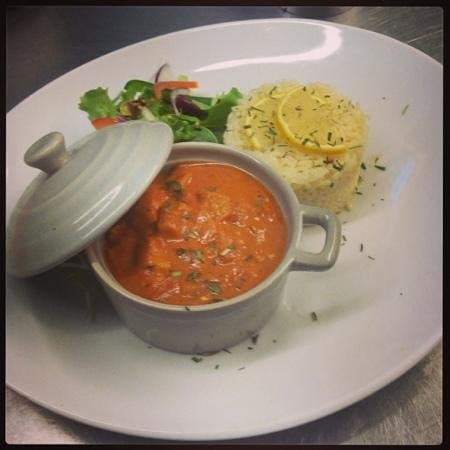 Whelans of Asselby: chicken curry