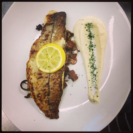 Whelans of Asselby: chefs speciality haddock