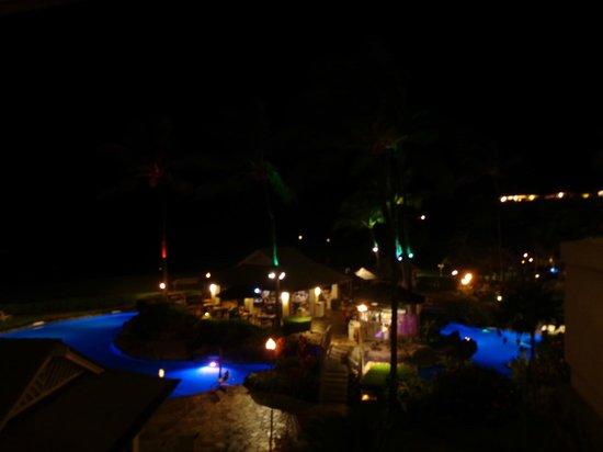 Sheraton Maui Resort & Spa : Vista dalla camera del Resort