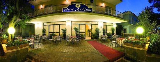 Hotel Souvenir : esterno della struttura