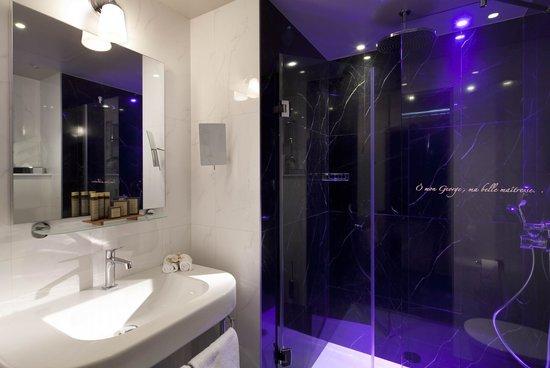les plumes hotel updated 2018 prices reviews paris france tripadvisor. Black Bedroom Furniture Sets. Home Design Ideas