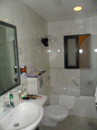 Solana Hotel: Bagno