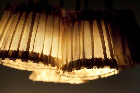 Les Plumes Hotel : Light Detail
