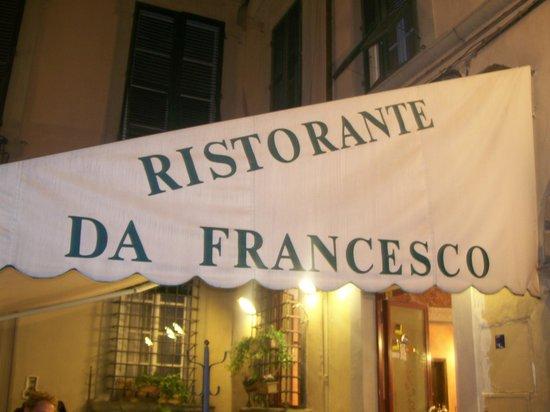 ristorante da francesco