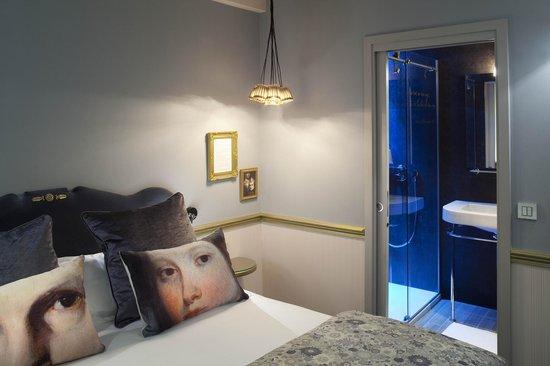 Les Plumes Hotel : Classic room