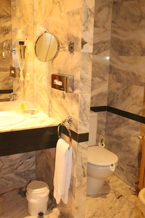 Hotel Horus: Bathroom
