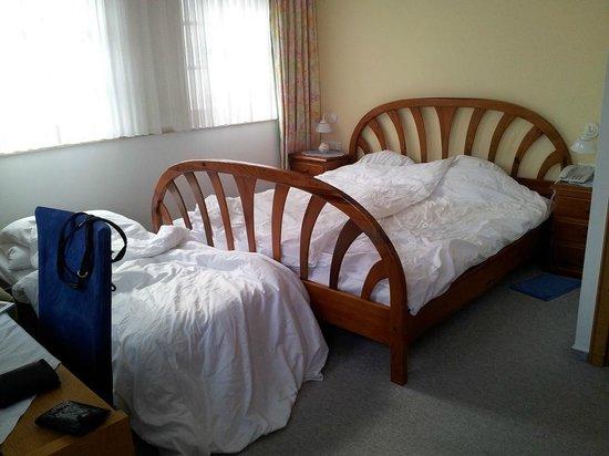 Hotel Rossle : Zimmer