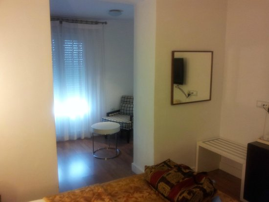 El Escorial Victoria Palace : chambre supérieure 115