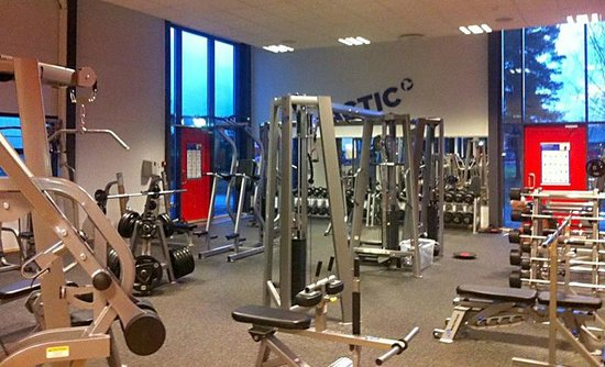 General Hotell: Actic gym