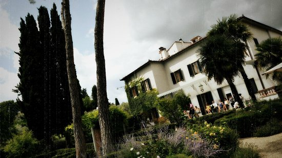 Villa Bordoni Restaurant