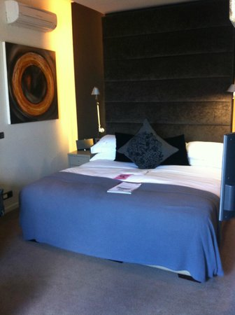 O on Kloof Boutique Hotel & Spa : room 7