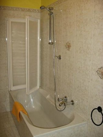 B&B La Sciguetta: bagno/bathroom/Bad