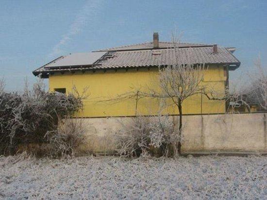 B&B La Sciguetta: fotovoltaico/PV system