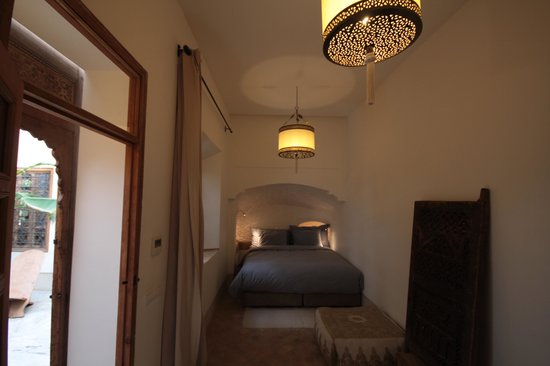 Riad tm nights: Ground floor room