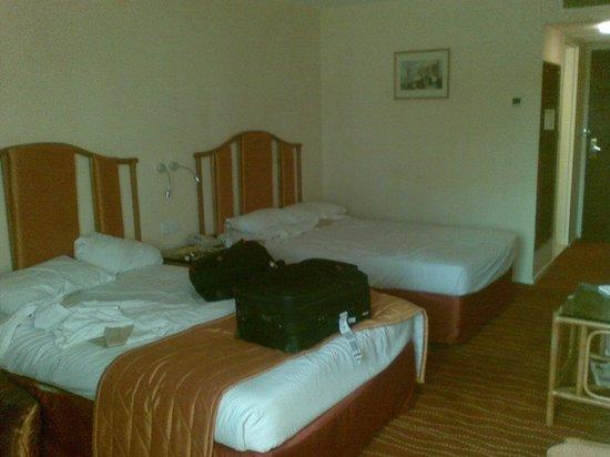 Galadari Hotel: room1