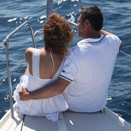 Business Yachtclub Barcelona: Romantic Sailing!